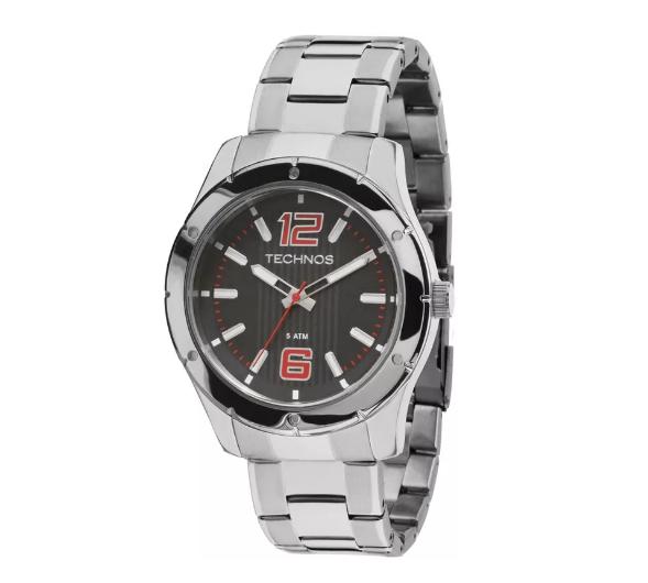 Relógio Technos Masculino - 2115MLM/1P  - Dumont Online - Joias e Relógios