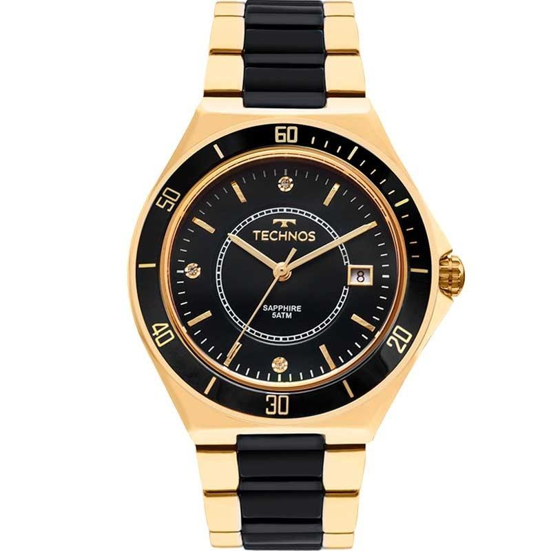 Relógio Technos Masculino - 2115MMN/4P  - Dumont Online - Joias e Relógios