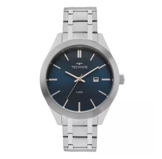 86d47094d6b Relógio Technos Masculino - 2115MNR 1A - Dumont Online - Joias e Relógios