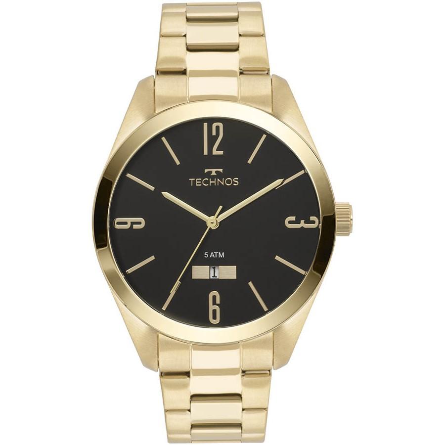 Relógio Technos Masculino - 2115MNW/4P  - Dumont Online - Joias e Relógios