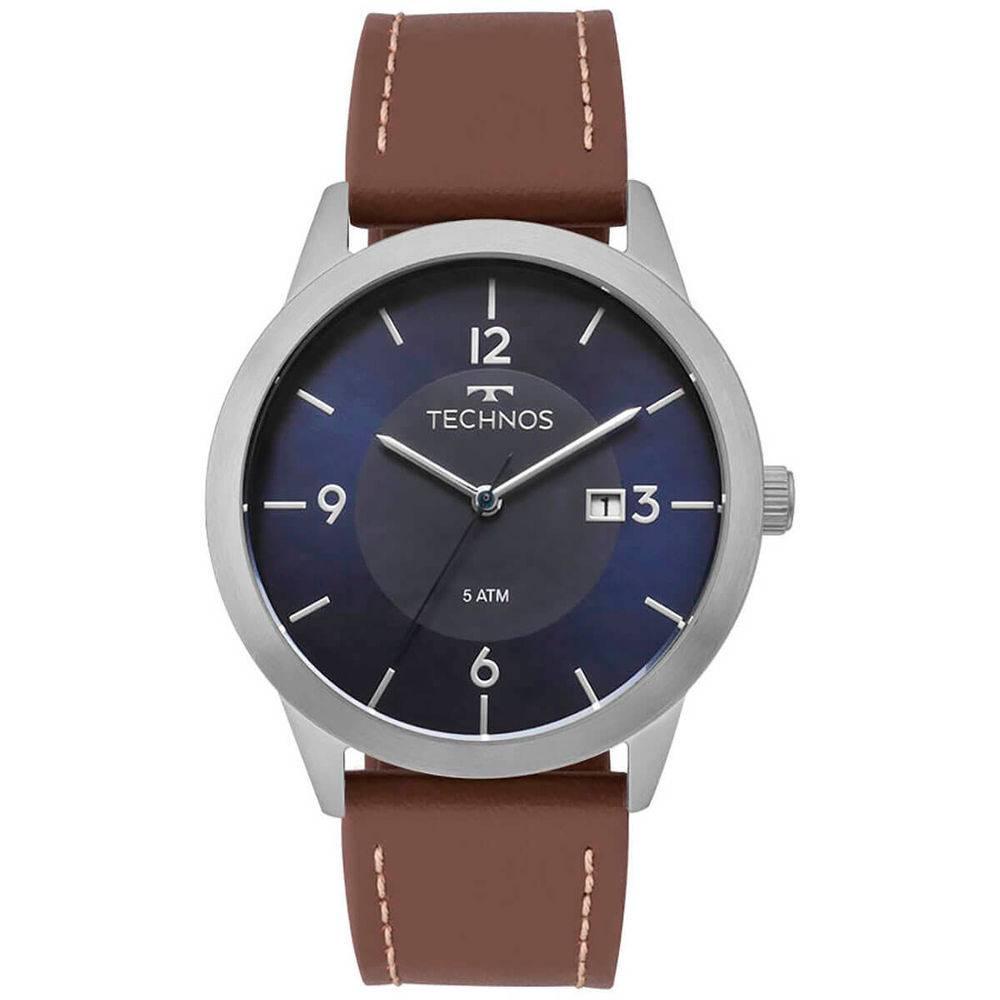 Relógio Technos Masculino - 2115MOG/0A  - Dumont Online - Joias e Relógios