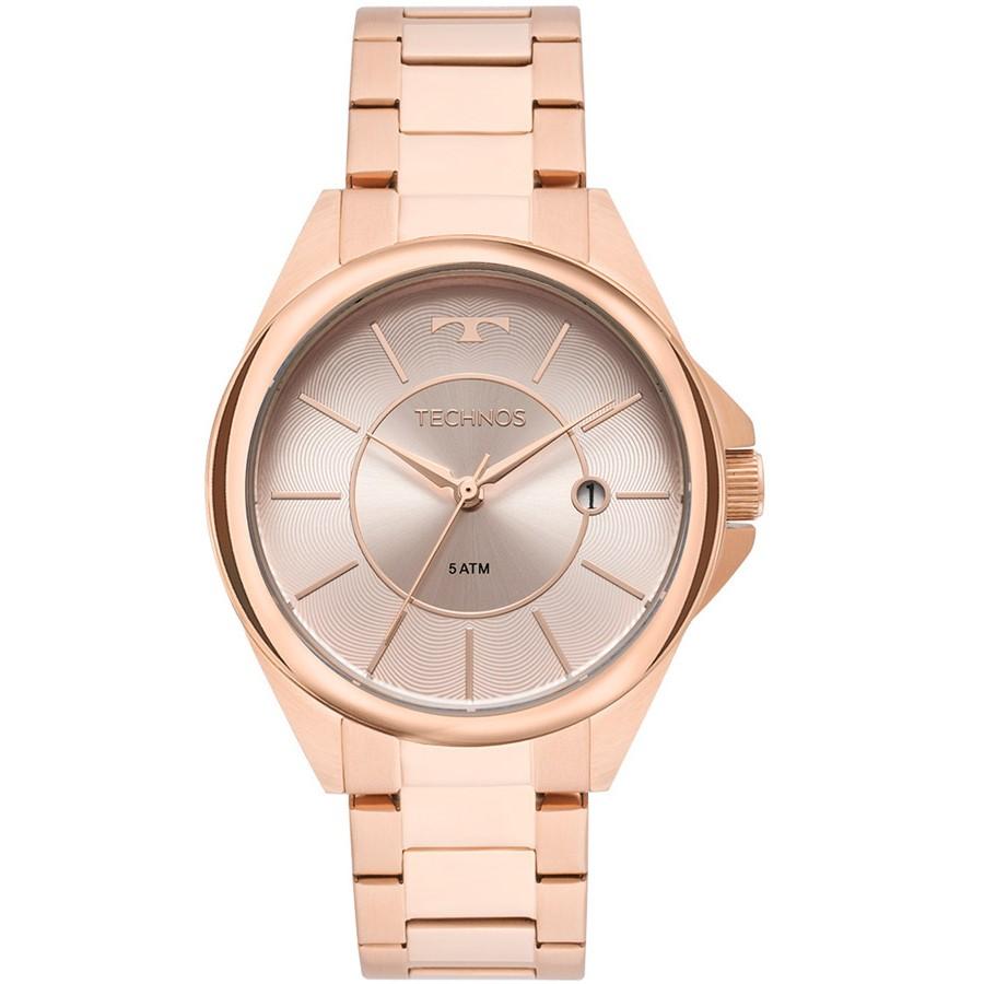 Relógio Technos Feminino - 2115MOP/4C  - Dumont Online - Joias e Relógios