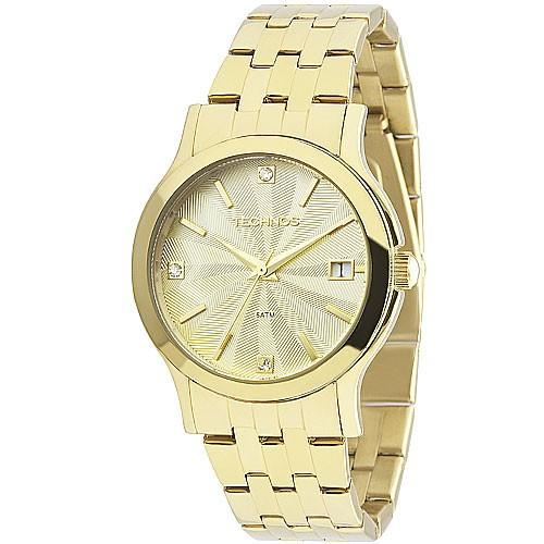 Relógio Technos Feminino - 2315ABU/K4D  - Dumont Online - Joias e Relógios