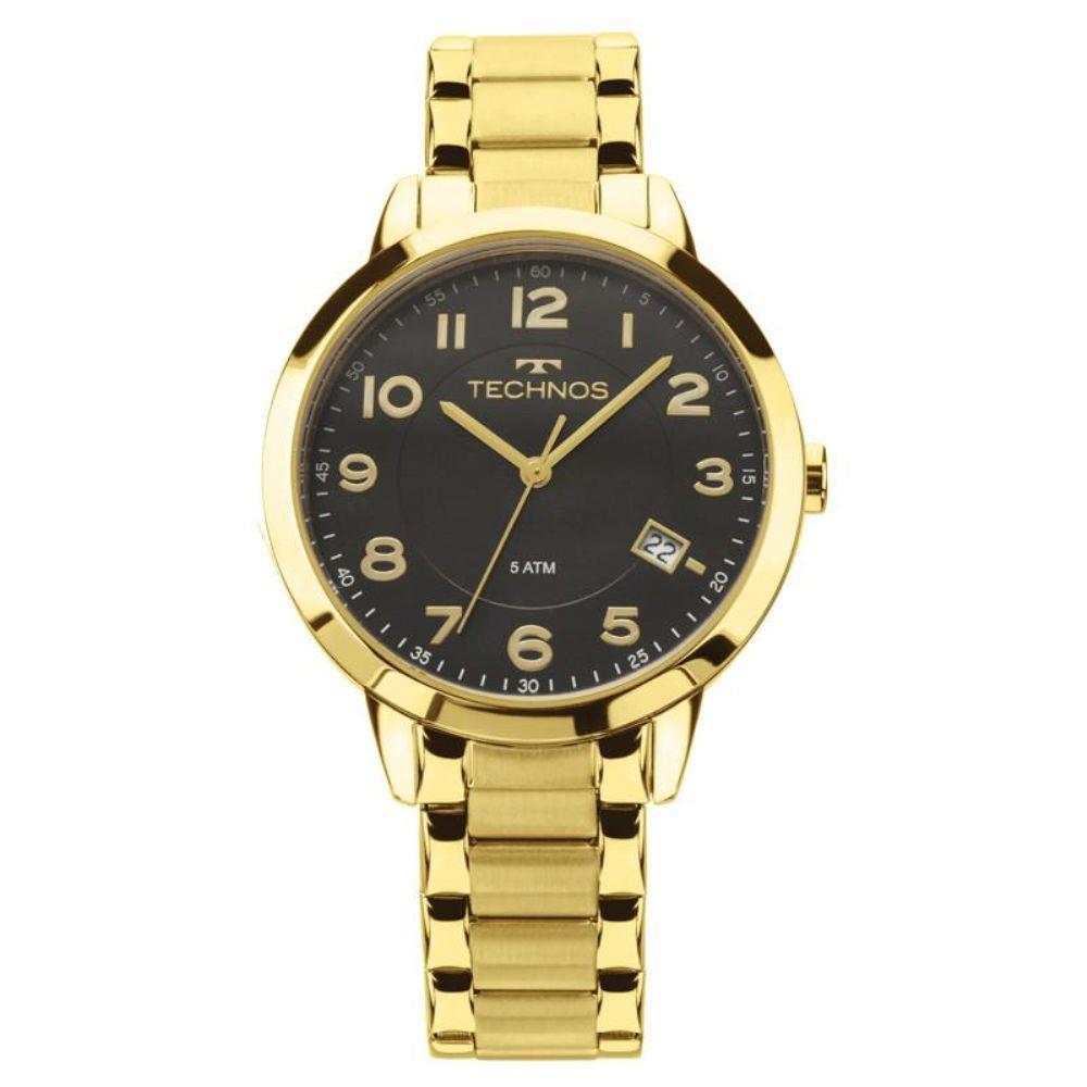Relógio Technos Feminino - 2315ACM/4P  - Dumont Online - Joias e Relógios