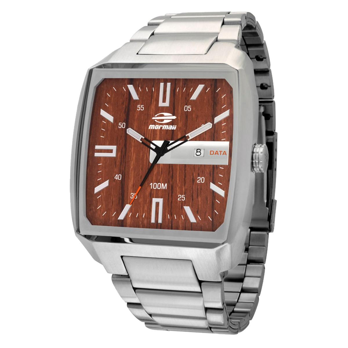 Relógio Mormaii Masculino - 2315ZD/1M  - Dumont Online - Joias e Relógios