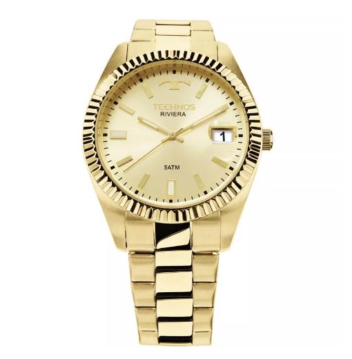 Relógio Technos Masculino - 2415CH/4X  - Dumont Online - Joias e Relógios
