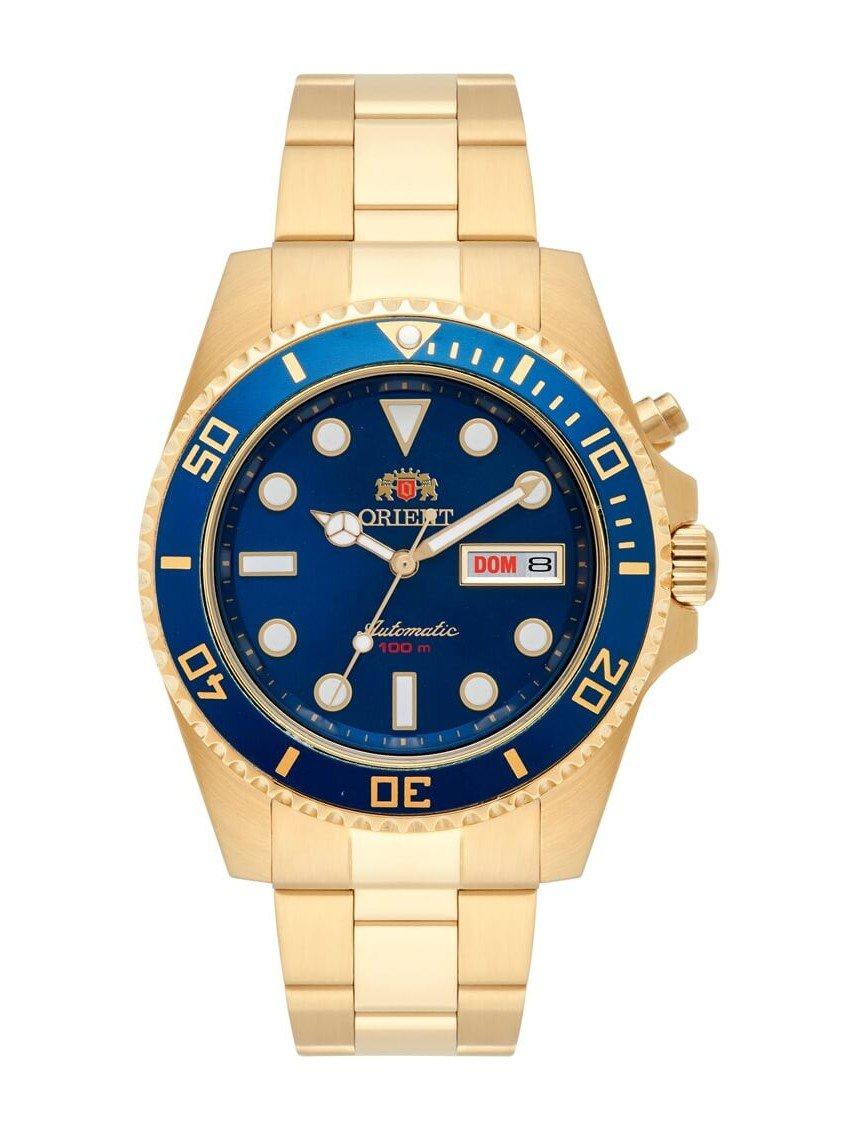 Relógio Orient Masculino - 469GP066 D1KX  - Dumont Online - Joias e Relógios