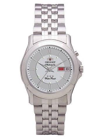 Relógio Orient Masculino - 469SS002 S3SX  - Dumont Online - Joias e Relógios
