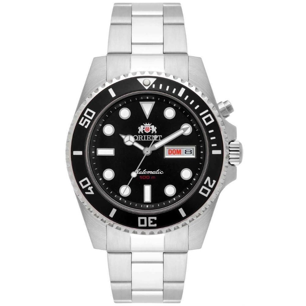 Relógio Orient Masculino - 469SS066 P1SX  - Dumont Online - Joias e Relógios