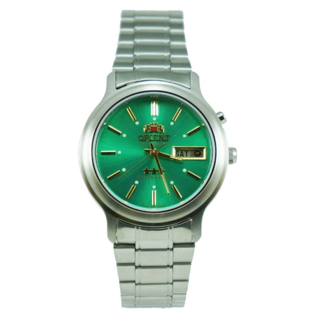 Relógio Orient Masculino - 469WA1A E1SX  - Dumont Online - Joias e Relógios