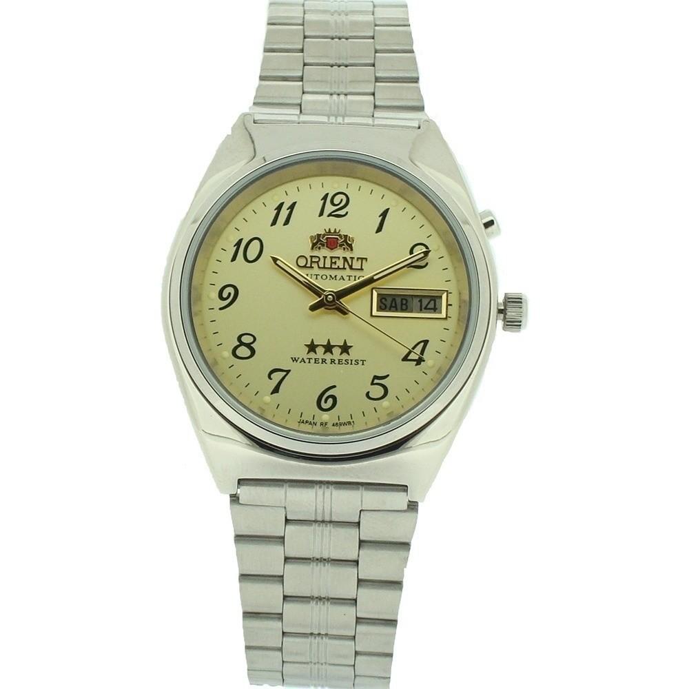 Relógio Orient Masculino - 469WB1A C2SX  - Dumont Online - Joias e Relógios
