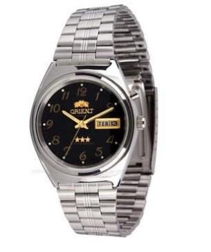 Relógio Orient Masculino - 469WB1A P2SX  - Dumont Online - Joias e Relógios