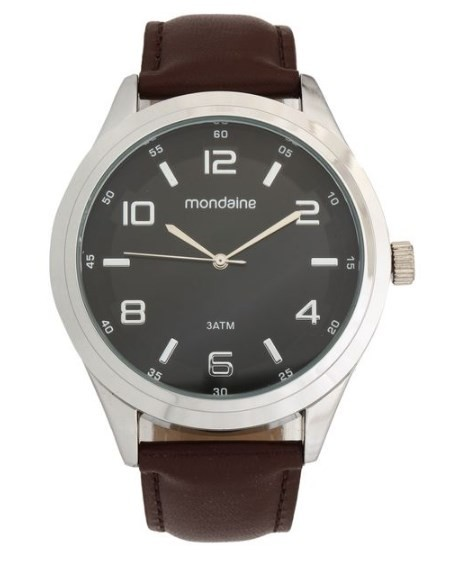 Relógio Mondaine Masculino - 53517G0MVNH2  - Dumont Online - Joias e Relógios