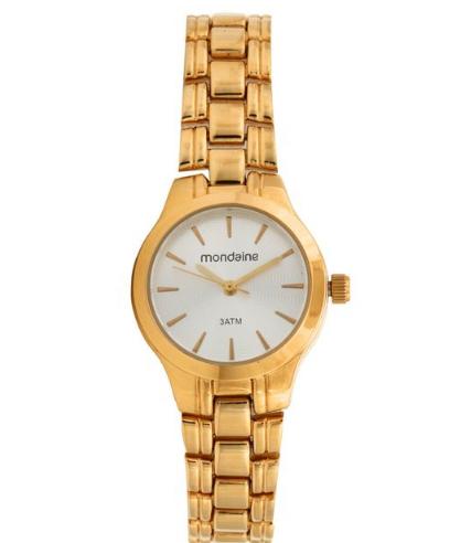Relógio Mondaine Feminino - 53539LPMVDE1  - Dumont Online - Joias e Relógios