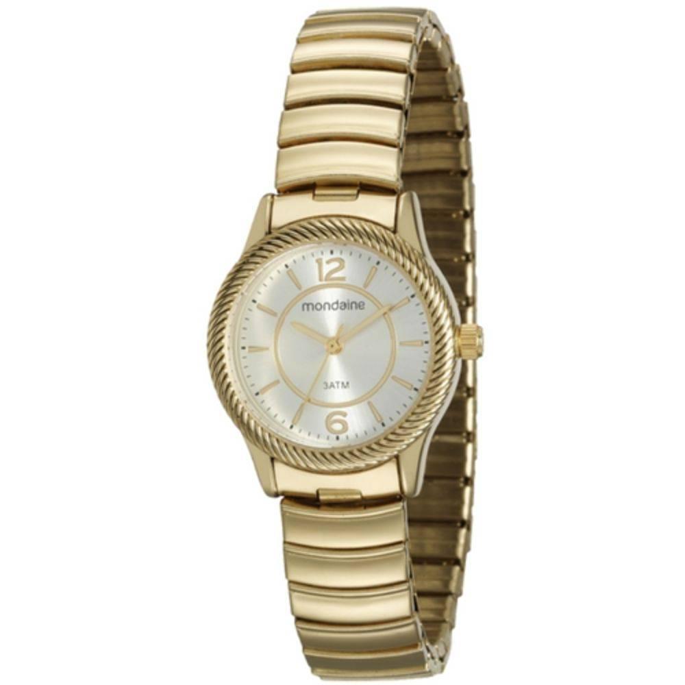 Relógio Mondaine Feminino - 53541LPMVDE1  - Dumont Online - Joias e Relógios