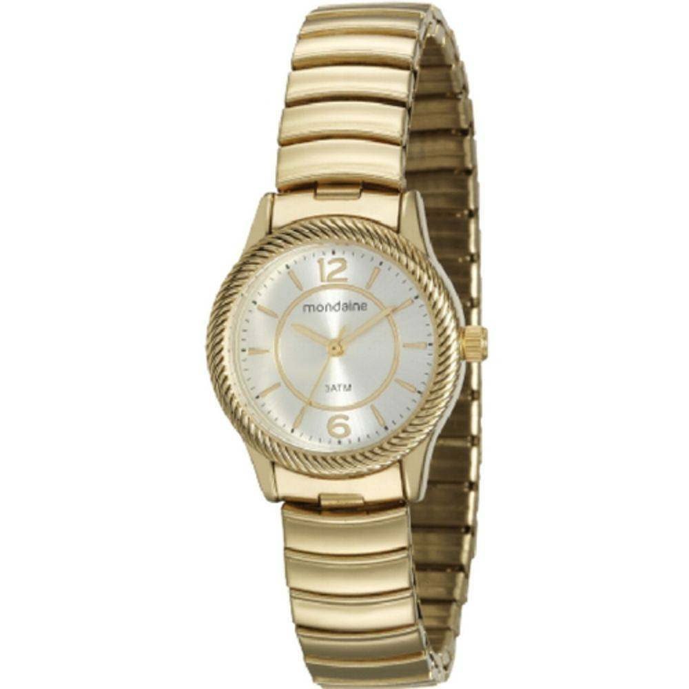 Relógio Mondaine Feminino - 53542LPMVDE1  - Dumont Online - Joias e Relógios