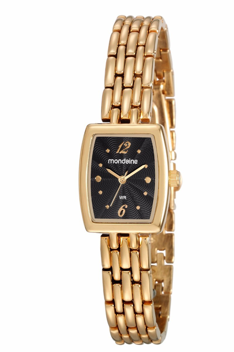 Relógio Mondaine Feminino - 53543LPMVDE1  - Dumont Online - Joias e Relógios