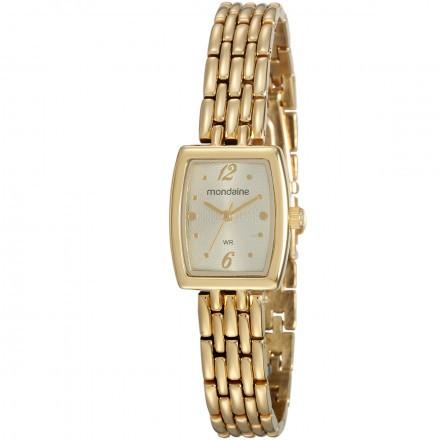Relógio Mondaine Feminino - 53543LPMVDE2  - Dumont Online - Joias e Relógios