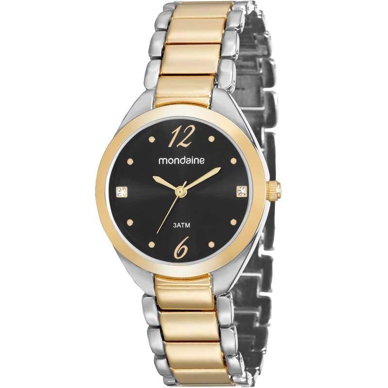 Relógio Mondaine Feminino - 53566LPMVBE2  - Dumont Online - Joias e Relógios
