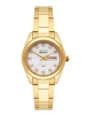 Relógio Orient Feminino - 559GP010 B1KX  - Dumont Online - Joias e Relógios