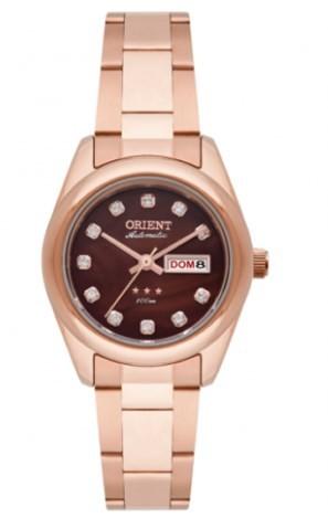 Relógio Orient Feminino - 559RG010 N1RX  - Dumont Online - Joias e Relógios