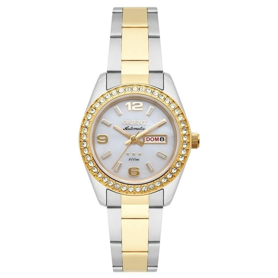 Relógio Orient Feminino - 559TT008 B2SK  - Dumont Online - Joias e Relógios