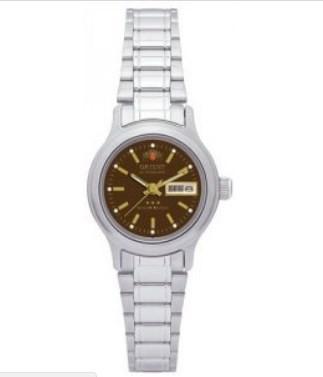 Relógio Orient Feminino - 559WA6X M1SX  - Dumont Online - Joias e Relógios