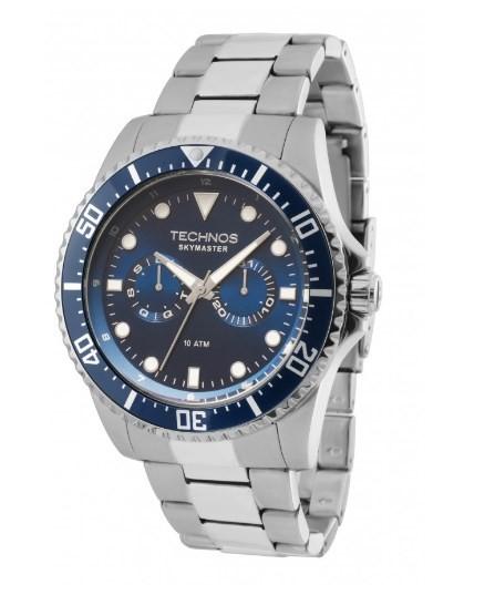 Relógio Technos Masculino - 6P25BG/1A  - Dumont Online - Joias e Relógios