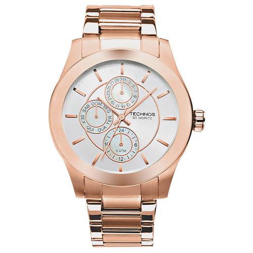 Relógio Technos Feminino - 6P27CH/4K  - Dumont Online - Joias e Relógios