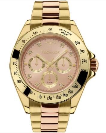 Relógio Technos Feminino -  6P29AIU/5T  - Dumont Online - Joias e Relógios