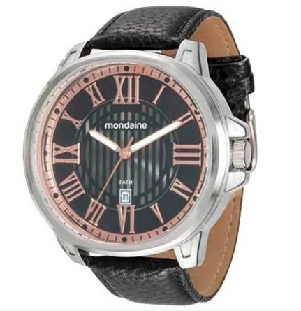 Relógio Mondaine Masculino - 76463G0MGNH1  - Dumont Online - Joias e Relógios