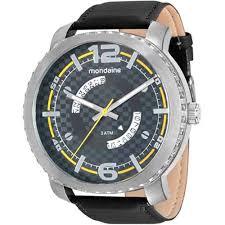 Relógio Mondaine Masculino - 76491G0MGNH1  - Dumont Online - Joias e Relógios