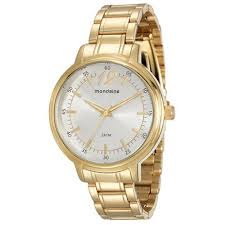 Relógio Mondaine Feminino - 76504LPMVDE1  - Dumont Online - Joias e Relógios