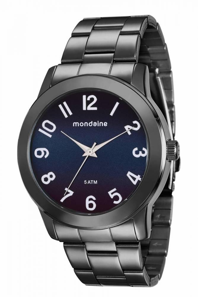 Relógio Mondaine Masculino - 76514LPMVPE5  - Dumont Online - Joias e Relógios