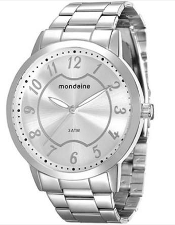 Relógio Mondaine Feminino - 76519L0MVNE2  - Dumont Online - Joias e Relógios