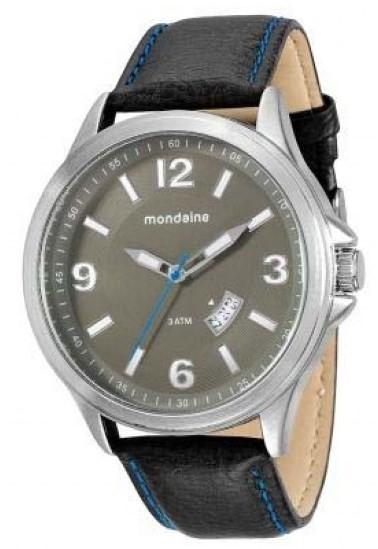 Relógio Mondaine Masculino - 76533G0MVNH2  - Dumont Online - Joias e Relógios