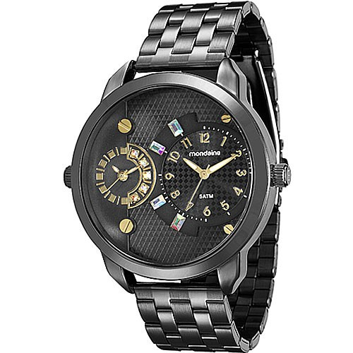Relógio Mondaine Masculino - 76544LPMVPE6  - Dumont Online - Joias e Relógios
