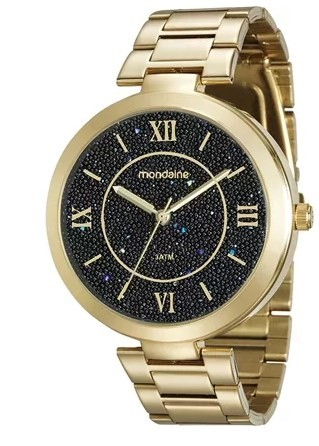 Relógio Mondaine Feminino - 76615LPMVDE2  - Dumont Online - Joias e Relógios