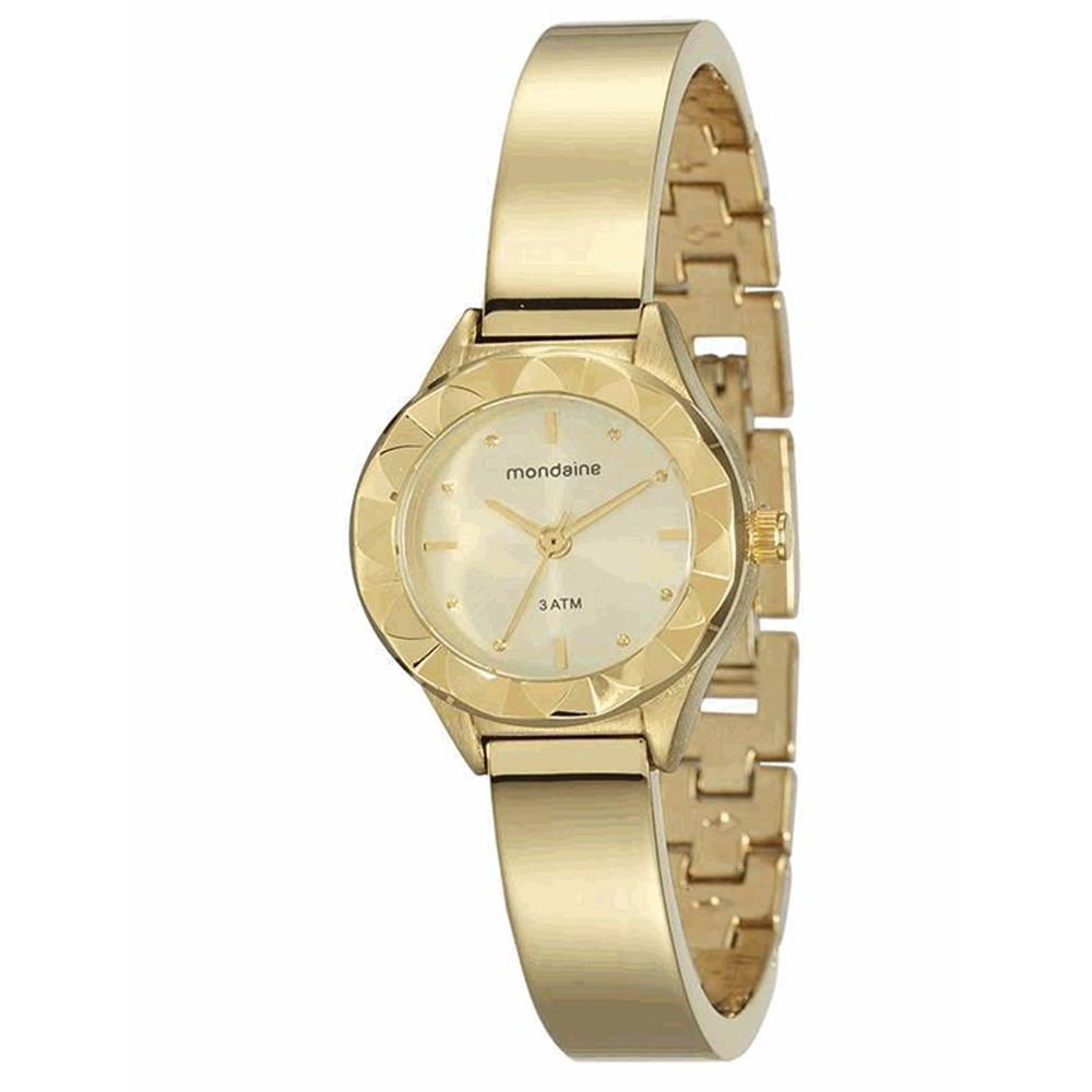 Relógio Mondaine Feminino - 76629LPMVDM1  - Dumont Online - Joias e Relógios