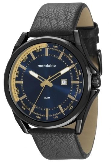 Relógio Mondaine Masculino - 76632GPMVPH2  - Dumont Online - Joias e Relógios