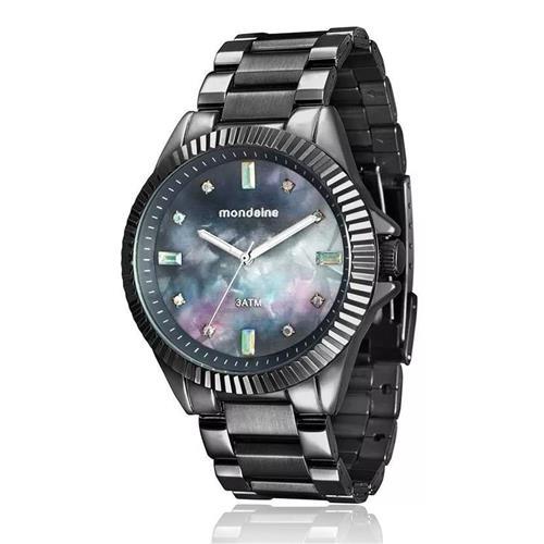 Relógio Mondaine Feminino - 76642LPMVSE4  - Dumont Online - Joias e Relógios