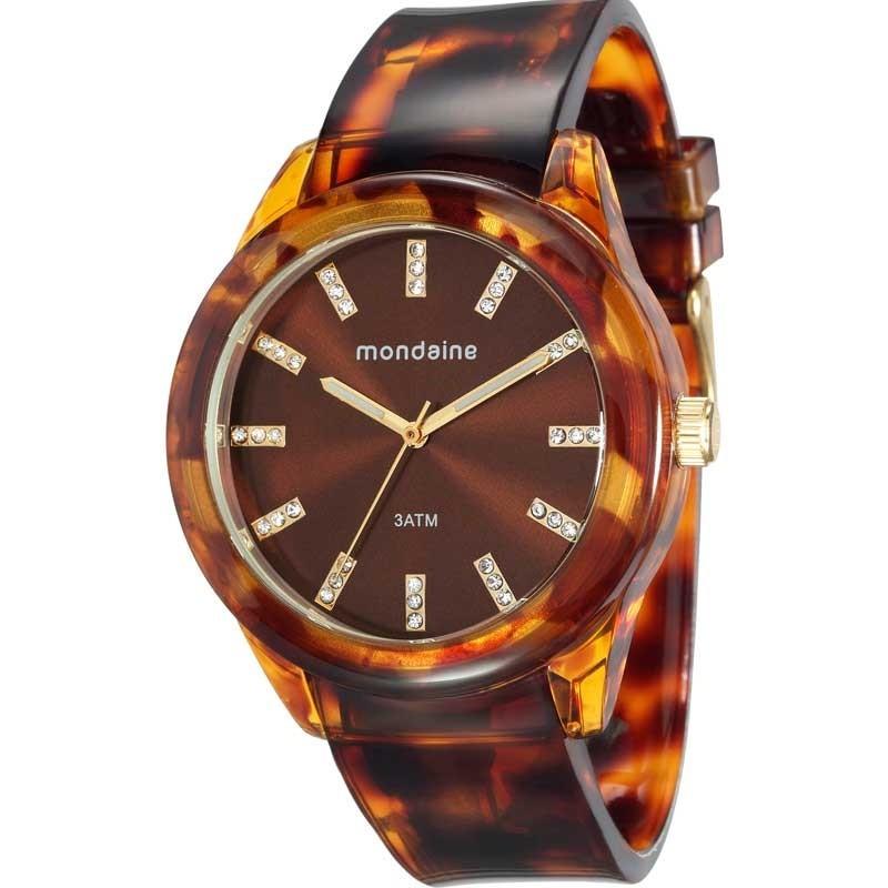 Relógio Mondaine Feminino - 76648LPMVDZ3  - Dumont Online - Joias e Relógios