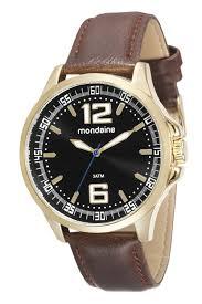 Relógio Mondaine Masculino - 76672GPMVDH3  - Dumont Online - Joias e Relógios