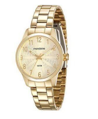 Relógio Mondaine Feminino - 78717LPMVDA1  - Dumont Online - Joias e Relógios