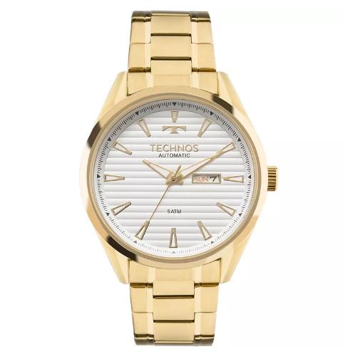 Relógio Technos Masculino - 8205NX/4B  - Dumont Online - Joias e Relógios