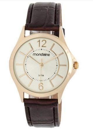 Relógio Mondaine Feminino - 83277LPMVDH1  - Dumont Online - Joias e Relógios