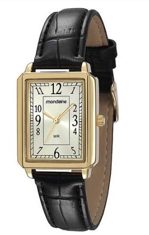 Relógio Mondaine Feminino - 83280LPMVDH1  - Dumont Online - Joias e Relógios