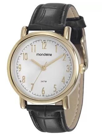 Relógio Mondaine Masculino - 83282LPMVDH1  - Dumont Online - Joias e Relógios