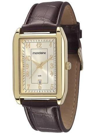 Relógio Mondaine Feminino - 83285GPMVDH1  - Dumont Online - Joias e Relógios
