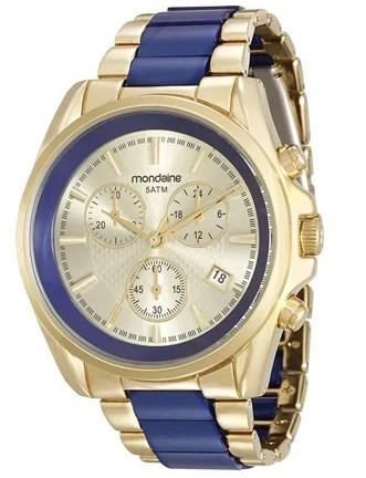 Relógio Mondaine Feminino - 83332LPMVDB1  - Dumont Online - Joias e Relógios
